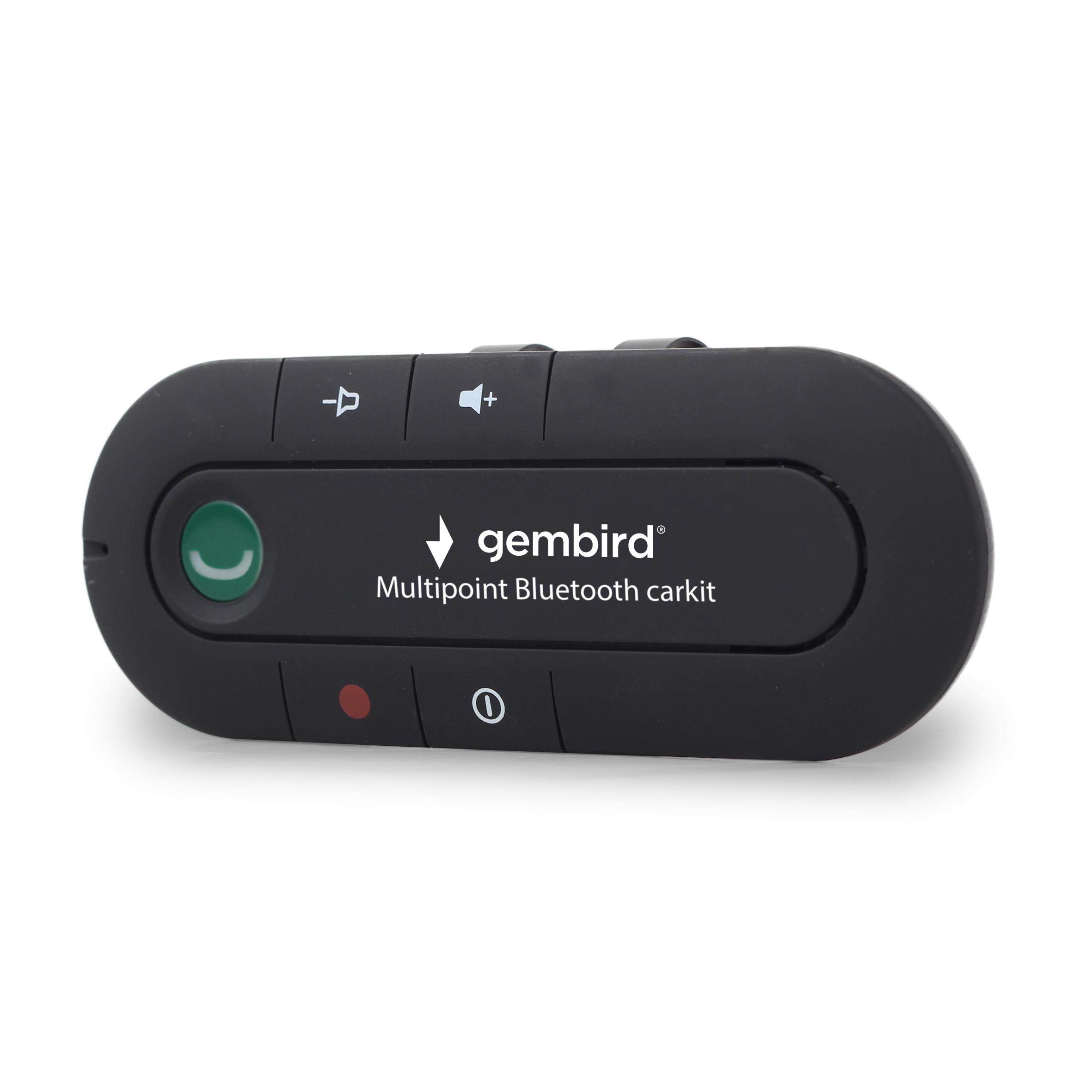 Bluetooth 2.0 Handsfree Car Kit w//Built-in Microphone