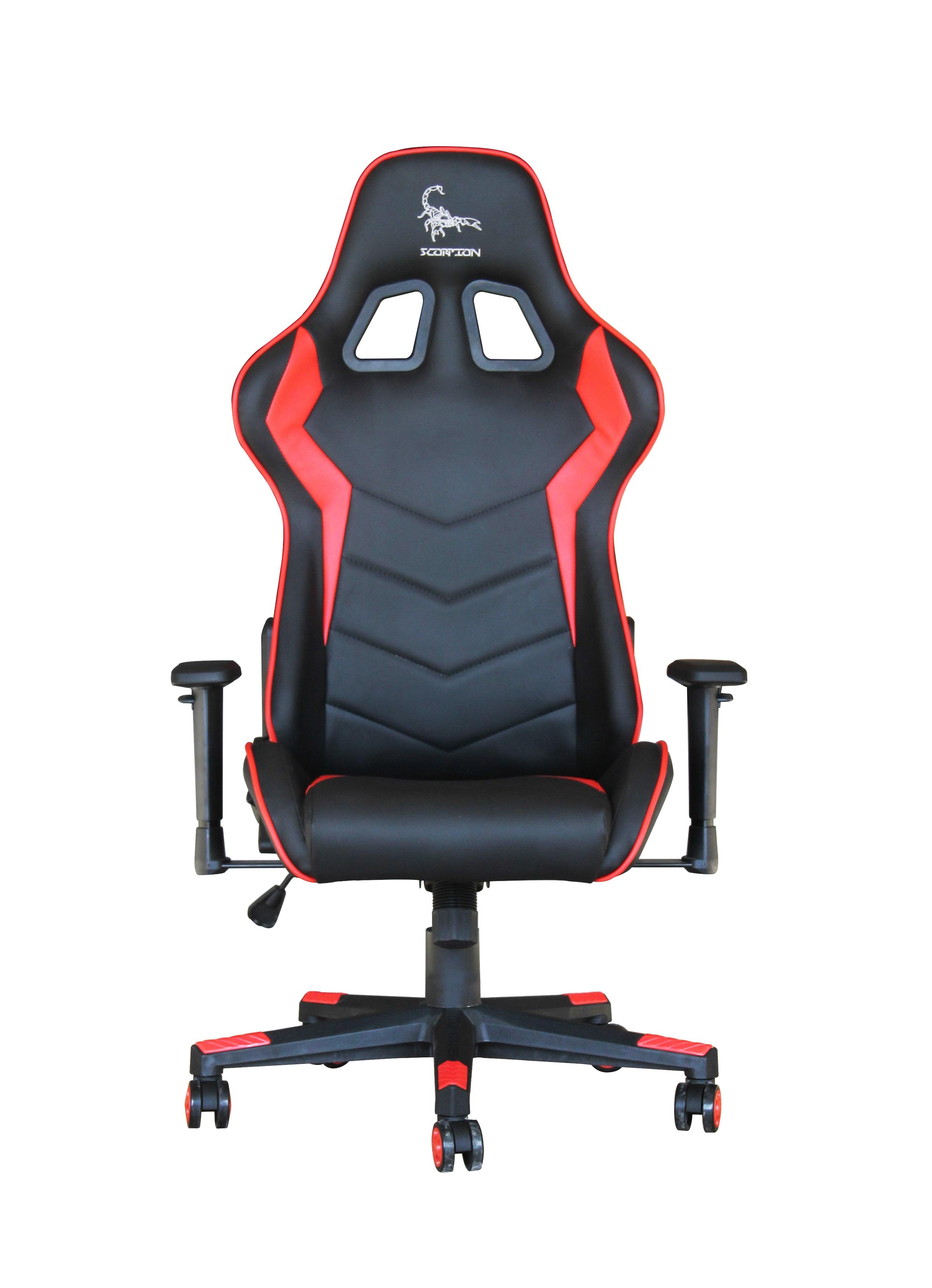 Amazing Gaming Chair Scorpion Black Red Skin Gc Scorpion 03 Squirreltailoven Fun Painted Chair Ideas Images Squirreltailovenorg