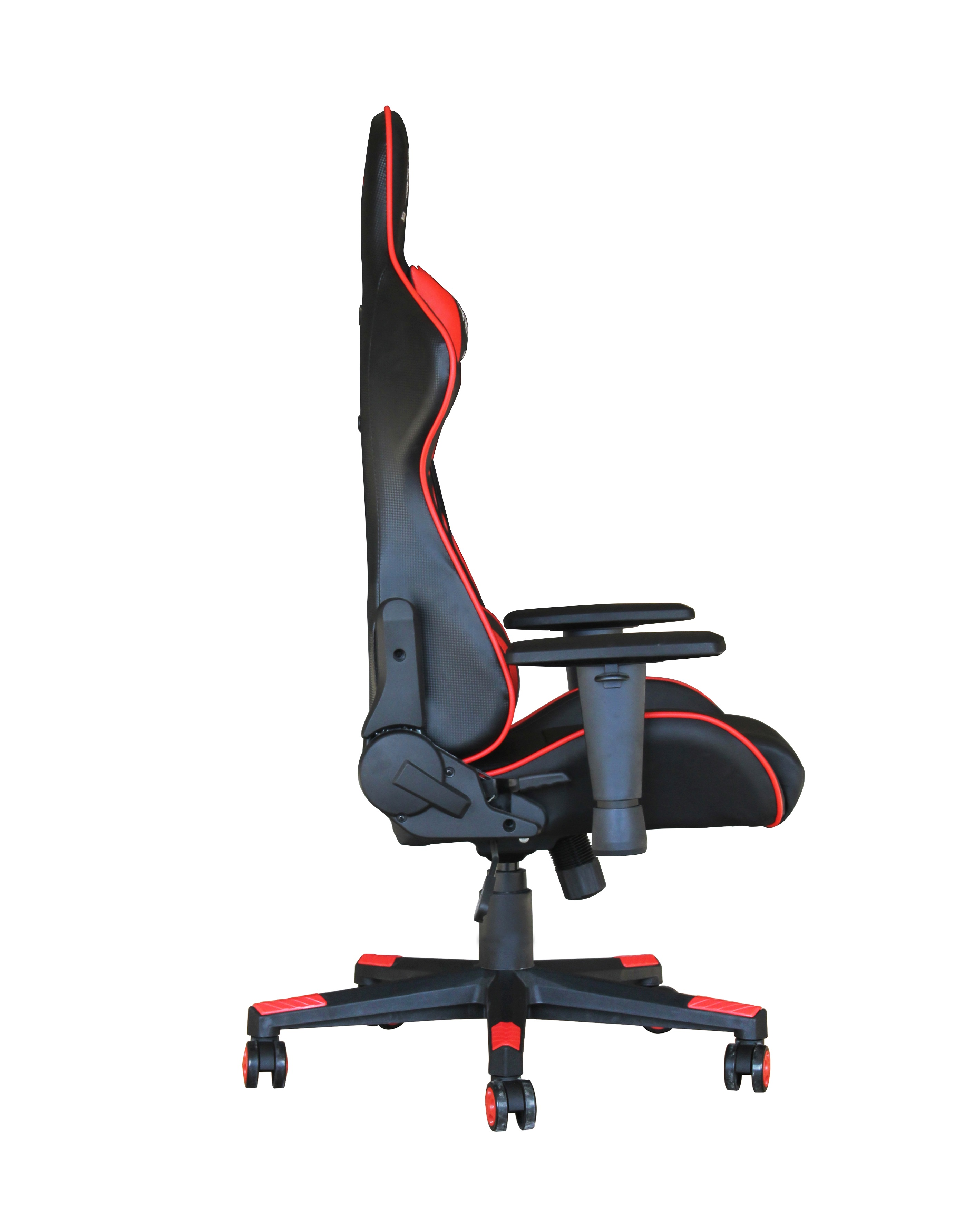Gaming Chair Scorpion Black Red