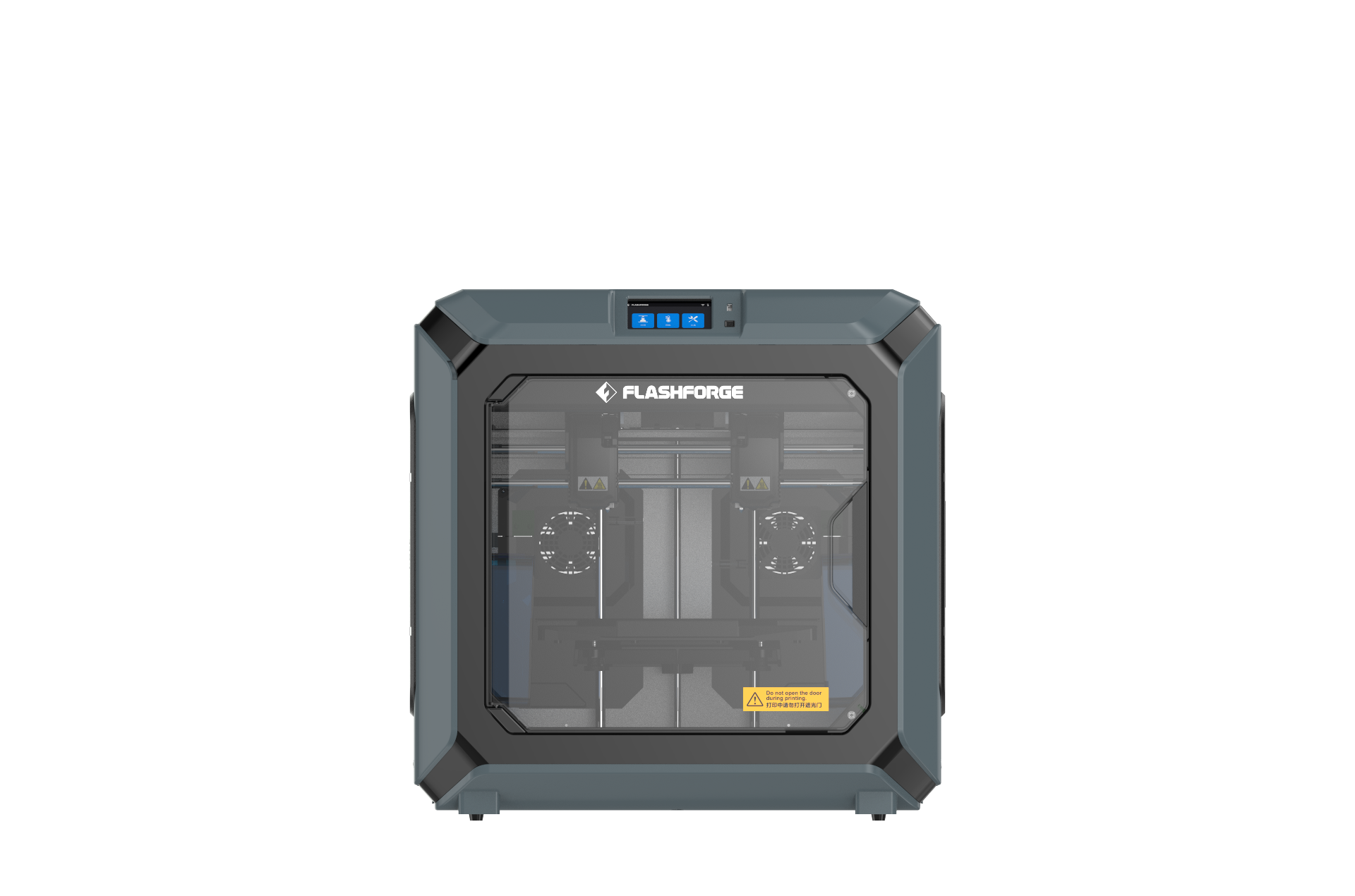 Flashforge Creator 3 3D Printer with Independent Dual Extruder